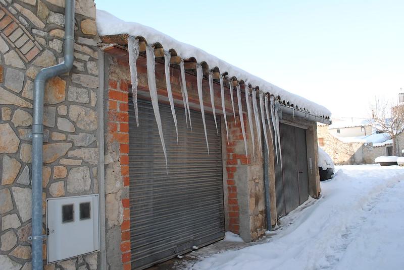Estalactite de gelo
