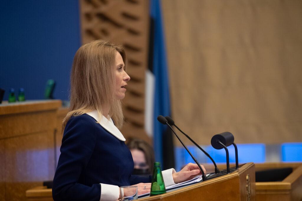 Kaja Kallas estonia