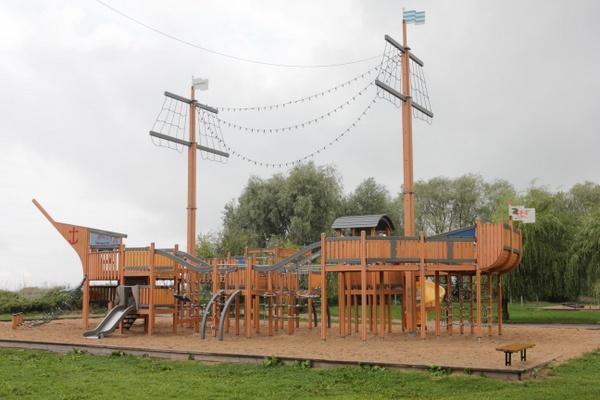 Playground Stroomi beach area tallinn