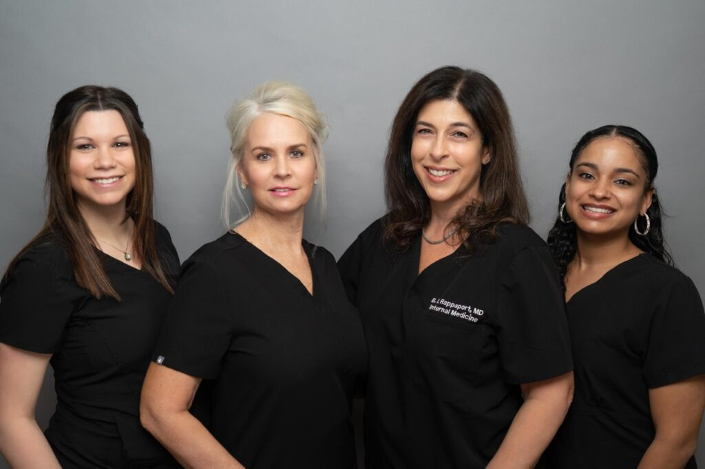 our team at Barbara Ioannides Rappaport, MD, PA