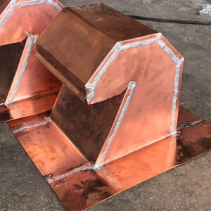 custom copper gooseneck fort lauderdale