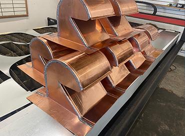 copper goose necks fort lauderdale
