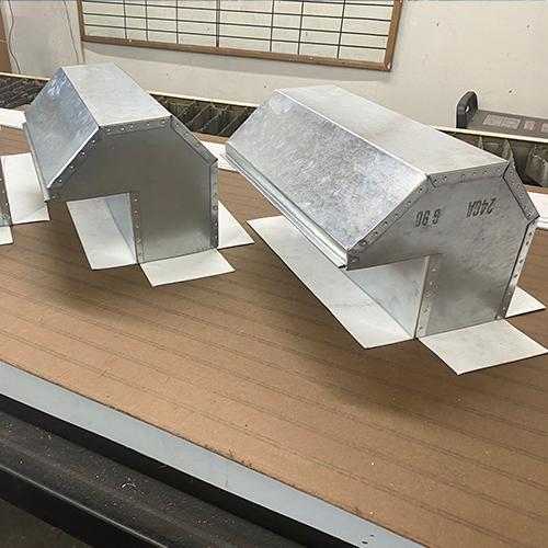 custom rooftop vents
