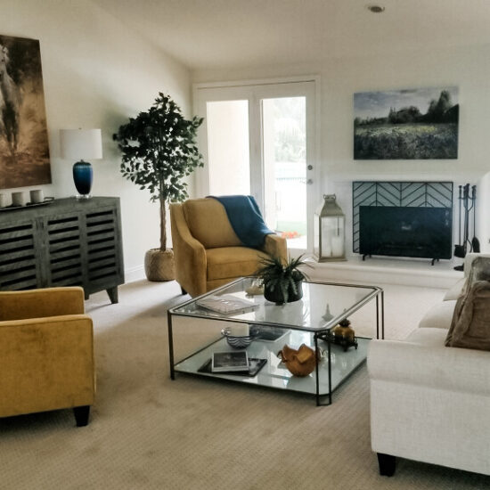 Olivienhain Living Room Design