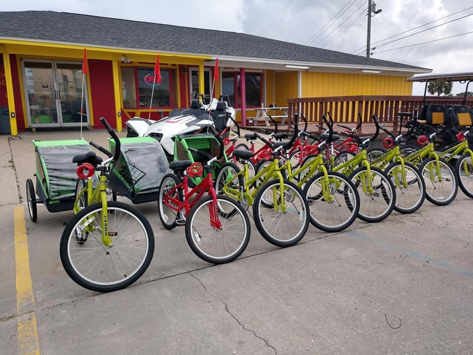 Outlaw Rentals - Panama City Beach - Bicycle Rentals