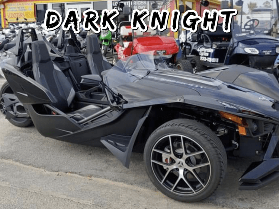 Polaris Slingshot Rentals - Panama City Beach