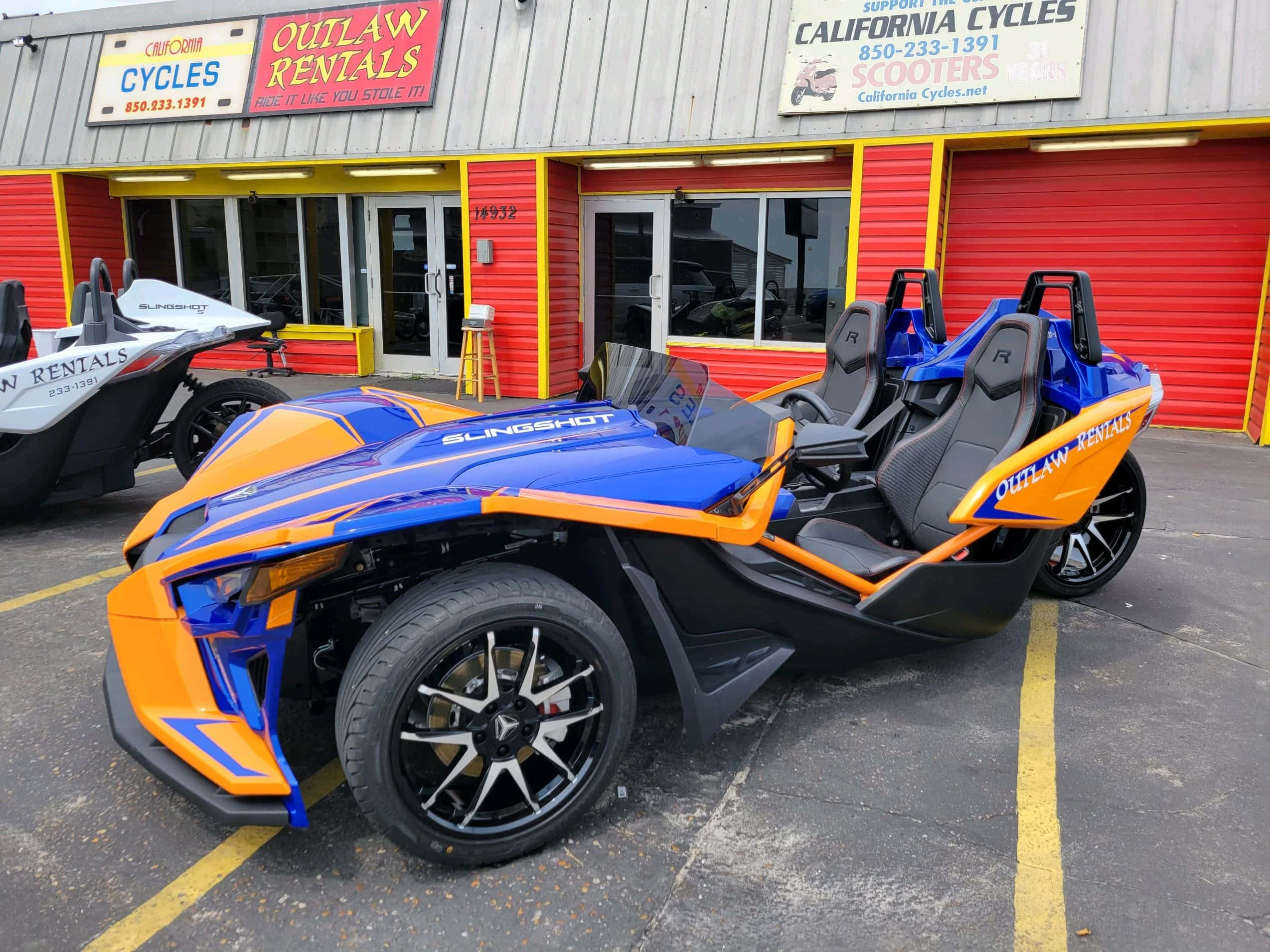 14932 Front Beach Road - California Cycles - Outlaw Rentals