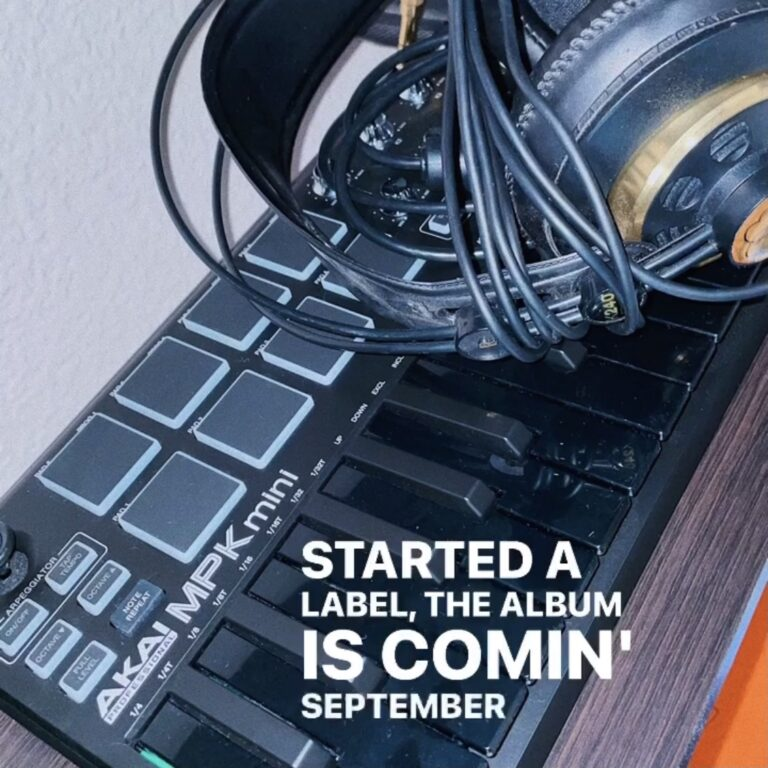 The Album is Coming September, Just Wait On It