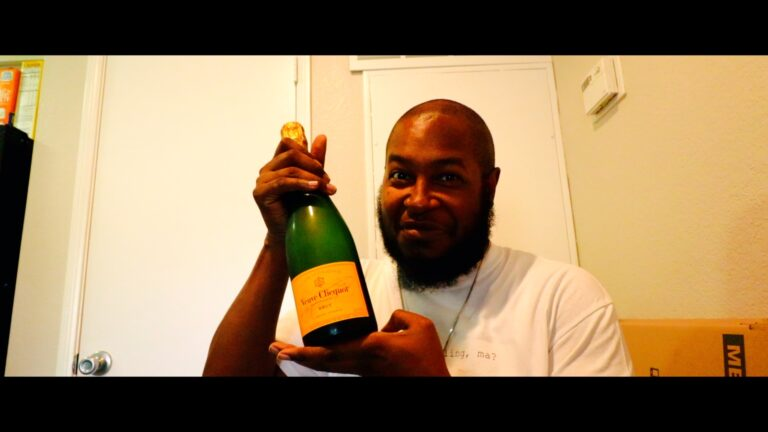 It Was a Champagne Kinda Day