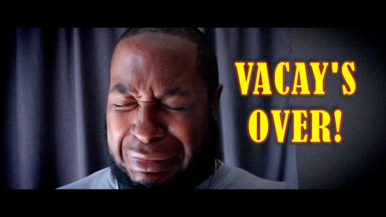 Vacay's Over! ⛱ | Jay Fingers
