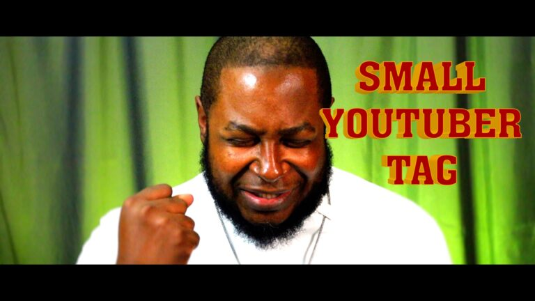 Small YouTuber Tag! 🏾 | Jay Fingers