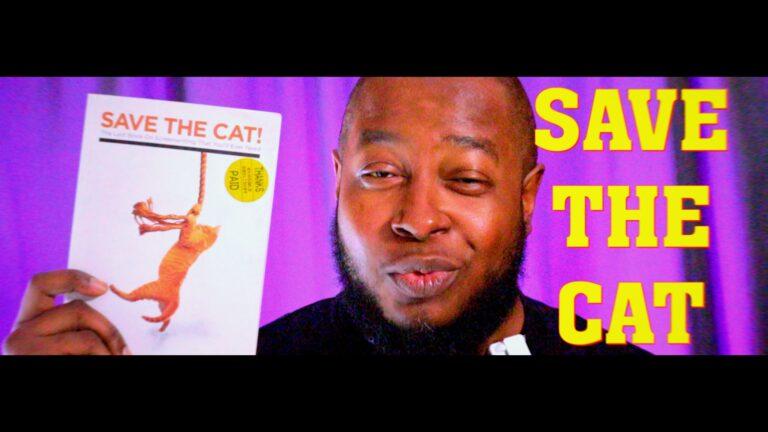 Save the Cat — My Favorite Screenwriting Book
