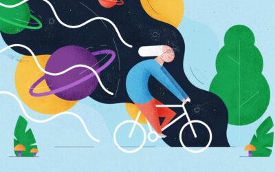 April 19: Bicycle Day. Celebrating Albert Hofmann's 'Problem Child'