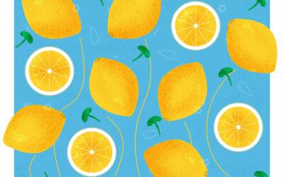 Magic Lemon Bars