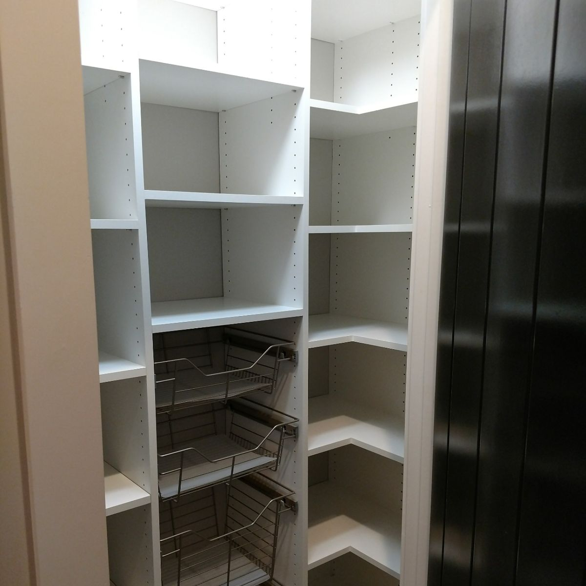 Chattanooga Closet System Pantry
