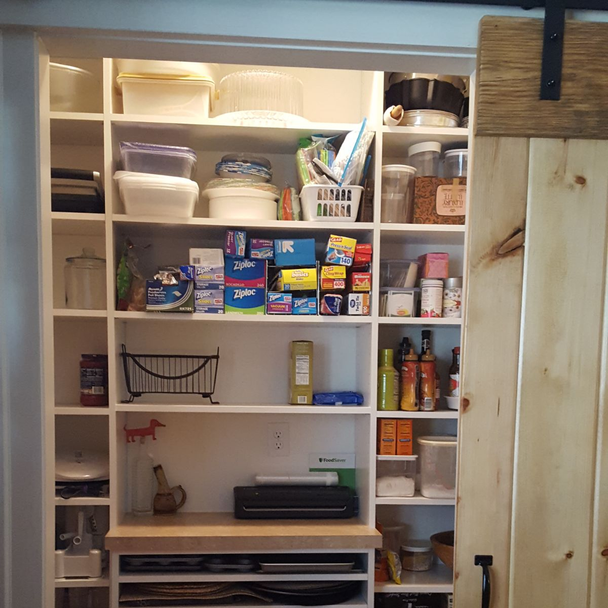 Chattanooga Pantry System Design