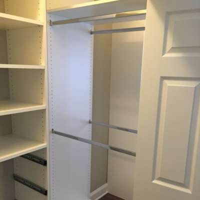 Reach in Closets System Custom Chattanooga