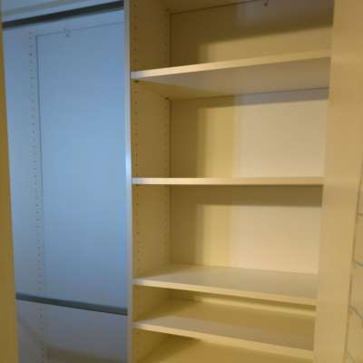System Reach in Closets Chattanooga