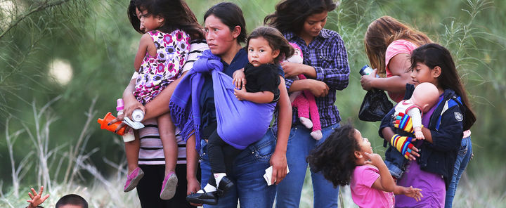Relief for Unaccompanied Minors