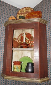 Cabinet in the Blue Room