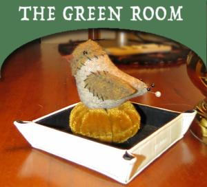 Cobbler Shop Green Room