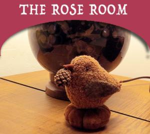Cobbler Shop Rose Room