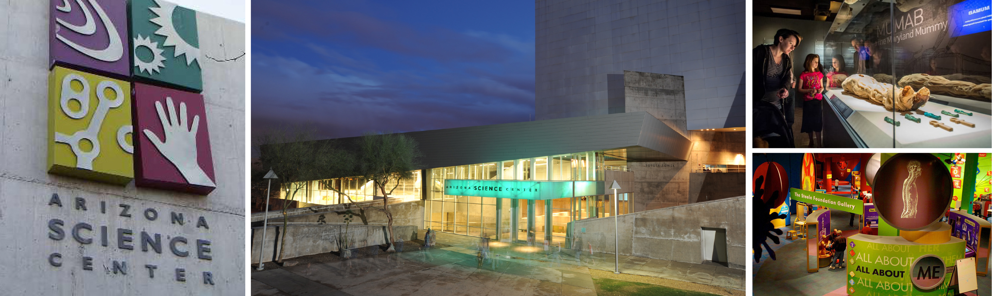 Arizona Science Center is one of the best!