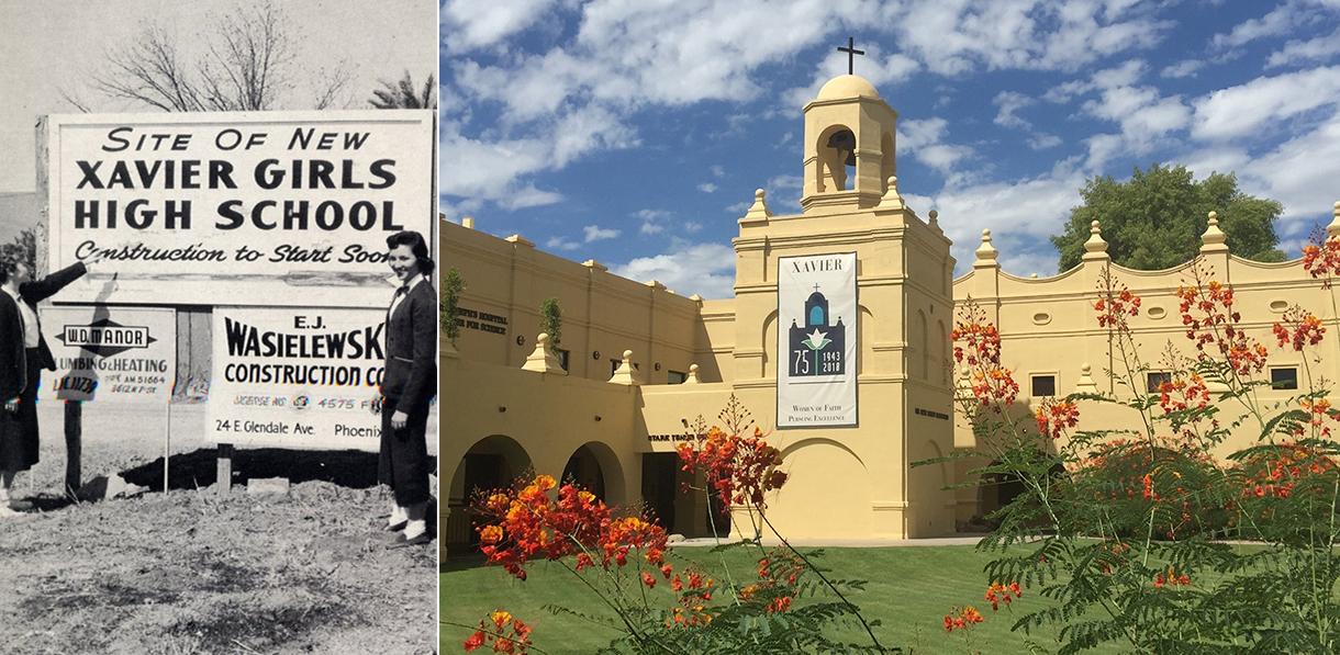 Phoenix AZ area business Xavier College Preparatory