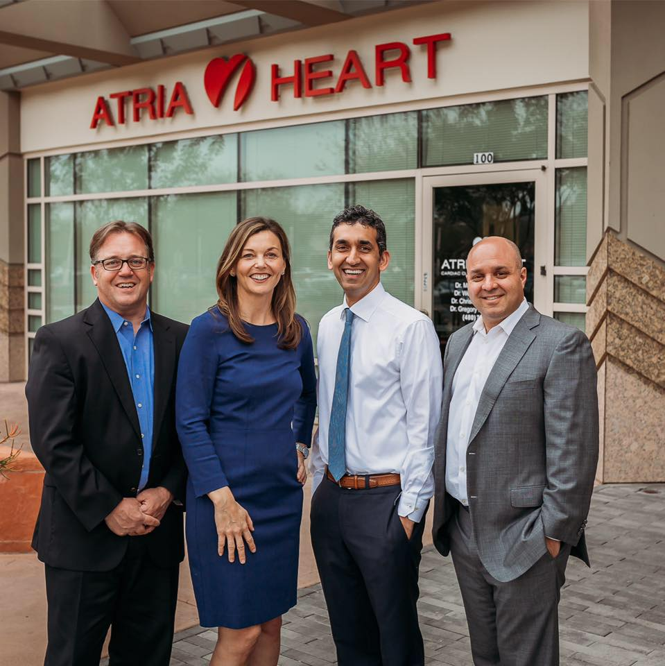 Phoenix AZ area business Maulik G. Shah, MD – Atria Heart