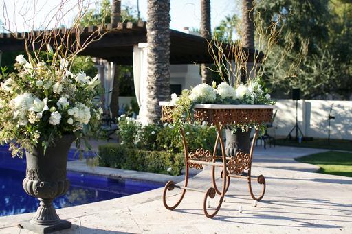 Phoenix AZ area business White House Flowers and Design Studio