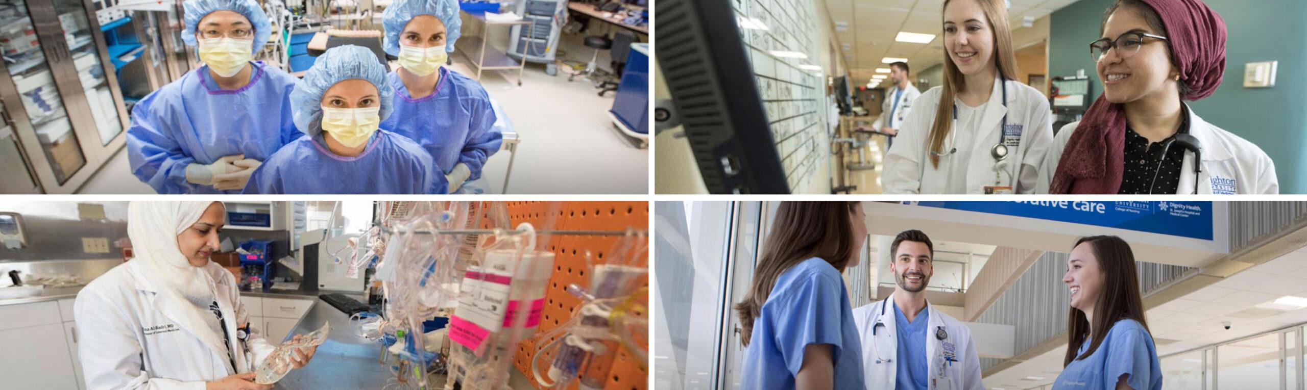 Creighton University – Arizona Health Education Alliance is one of the best!