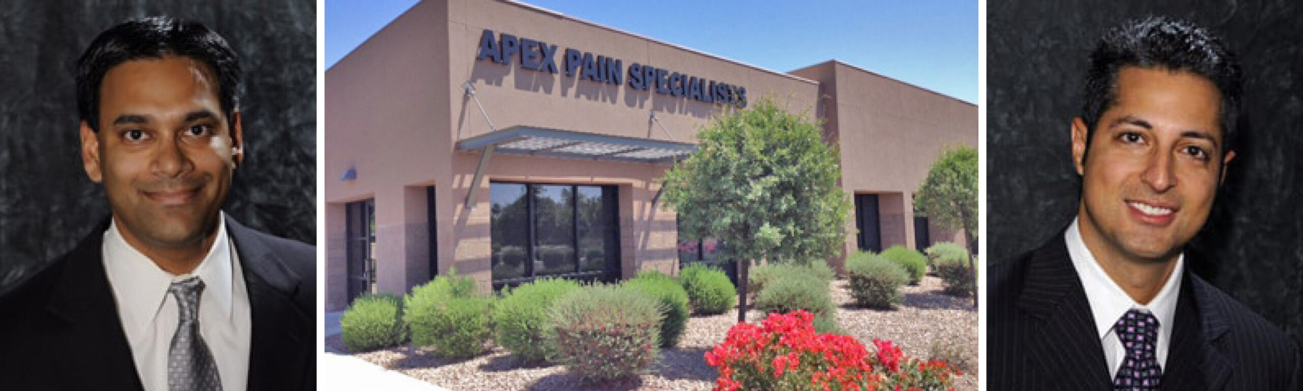 Apex Pain Specialists is one of the best!