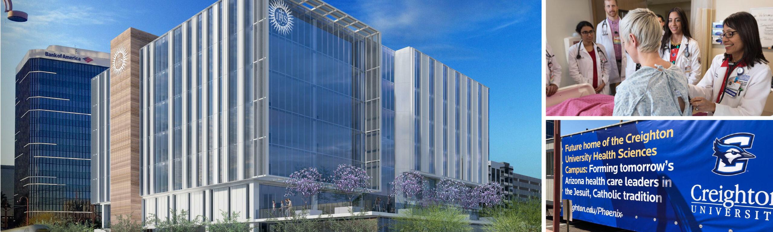 Creighton University – Health Sciences Phoenix is one of the best!