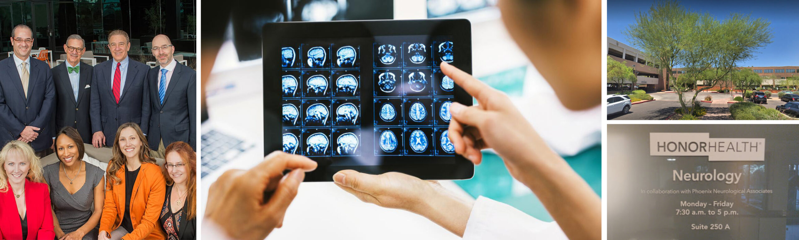HonorHealth Neurology is one of the best!
