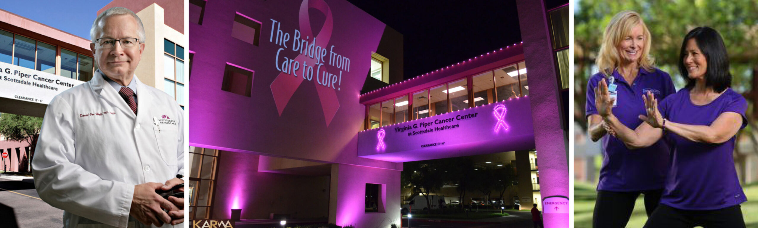 Virginia G. Piper Cancer Center is one of the best!