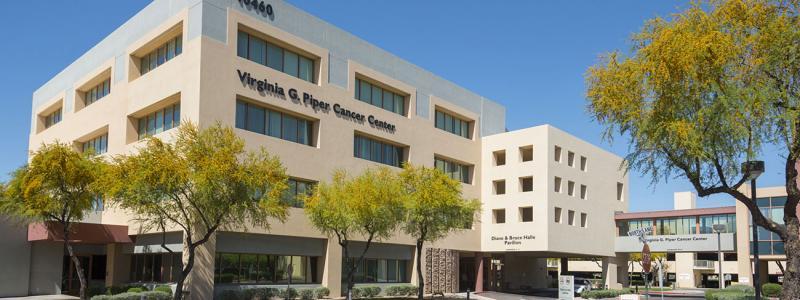 Phoenix AZ area business Virginia G. Piper Cancer Center