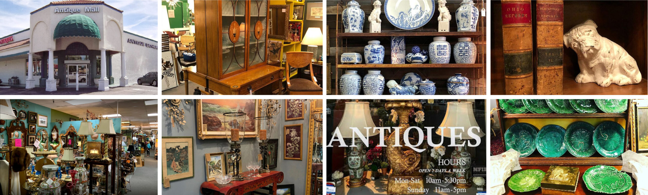 Antique Gatherings is one of the best!