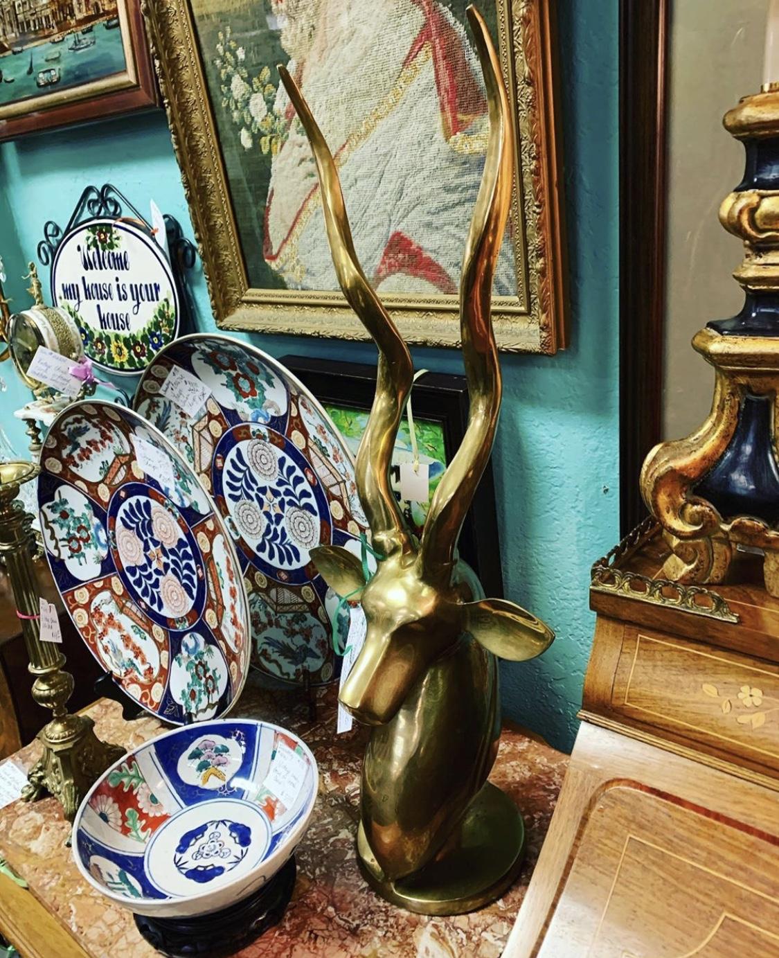 Phoenix AZ area business Antique Gatherings