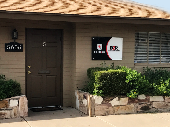 Phoenix AZ area business Direct2Recovery