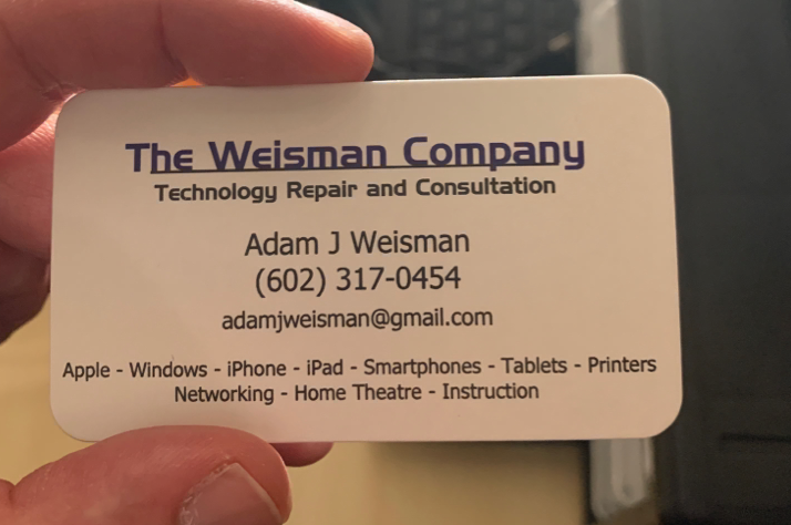 Phoenix AZ area business The Weisman Company