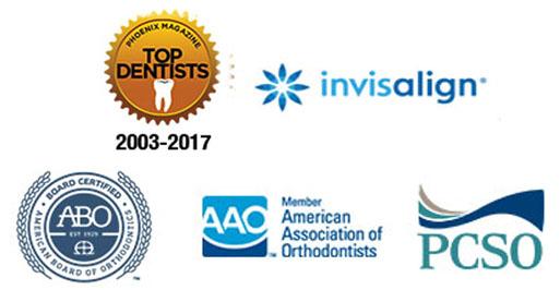 Phoenix AZ area business Stieg & Wachtel Orthodontics
