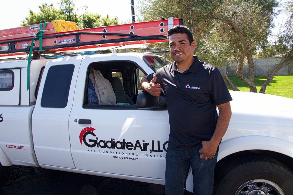 Phoenix AZ area business Gladiat-Air