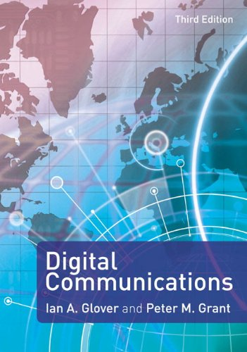 Digital Communications By Lan Glover, Dr Peter Grant