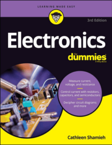Electronics For Dummies 3rd Edition by Cathleen Shamieh book