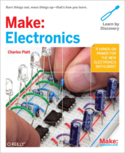 Make Electronics Learning by Discovery by Charles Platt book