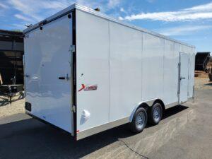 TNT 8.5x20 V-Nose7K DLX - Passenger side rear 3/4 view