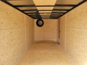 Pace Journey 7x16 Ramp7K - Closeup of rear cargo area