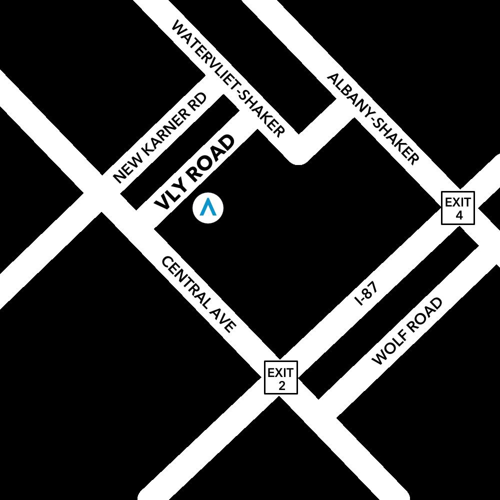 Capital Location Map New