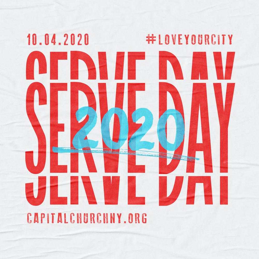 Serve Day 2020   10.04.20