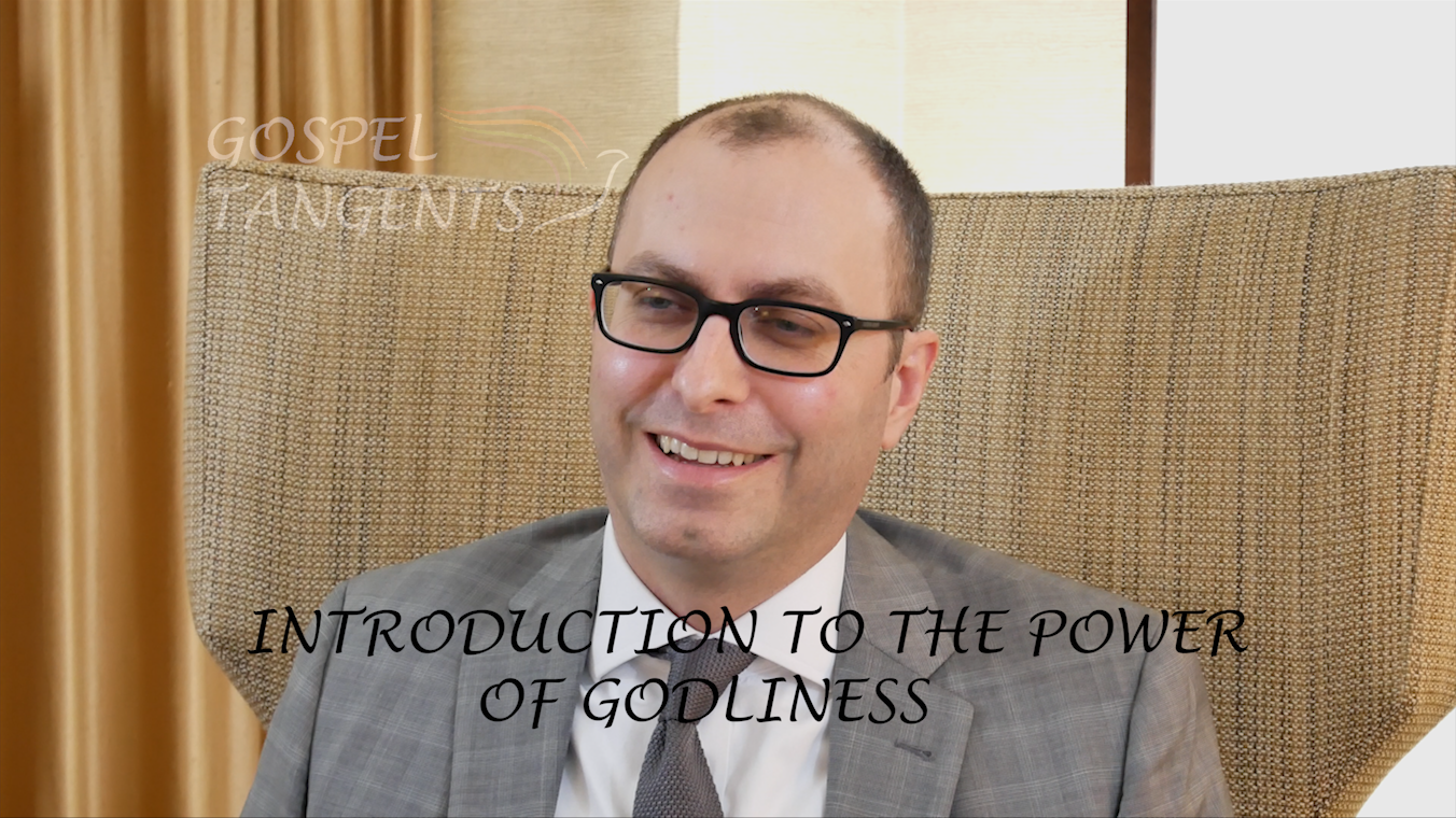 """Dr. Jonathan Stapley introduces the concept of """"cosmological priesthood."""""""